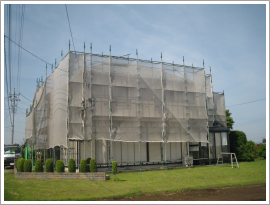 埼玉の足場工事