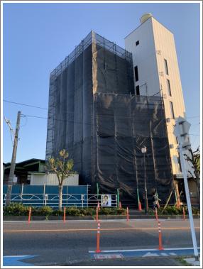 埼玉の足場